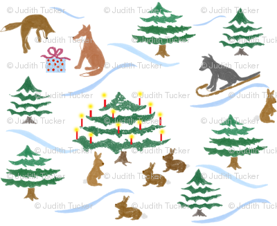 Christmas_Forest_Frolicking Fun