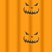 Scary Jack o'Lantern Panel (Custom)