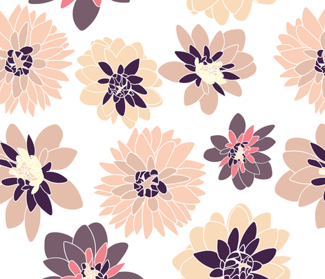 Abigail-1 fabric by vieiragirl on Spoonflower - custom fabric