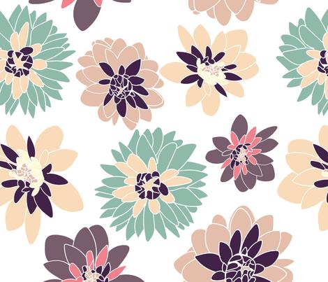 Abigail-2 fabric by vieiragirl on Spoonflower - custom fabric