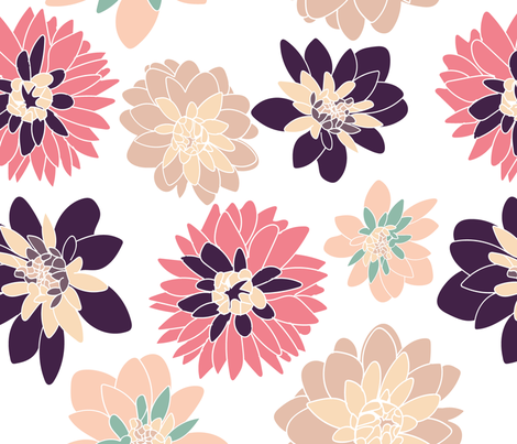 Abigail-3 fabric by vieiragirl on Spoonflower - custom fabric