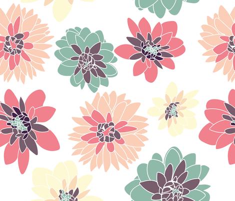 Abigail-4 fabric by vieiragirl on Spoonflower - custom fabric