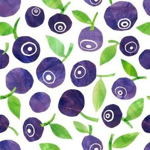 Blåberry - in Bluegreen