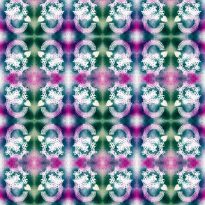 Lace_Stencil_Teal_and_Pink