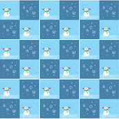 snowmanwithtypepattern