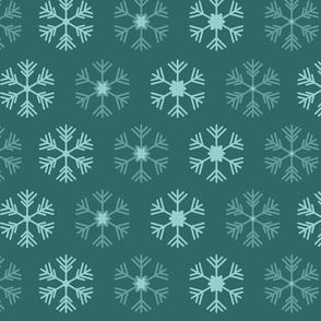 Snowflake pattern 03