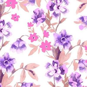 Garden Journal Purple