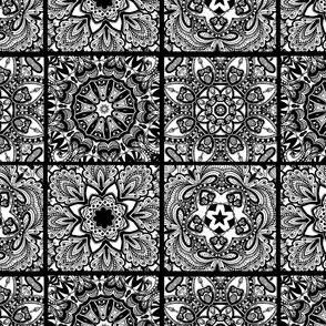 Terrific Tiles #1 Color or Paint Your Own