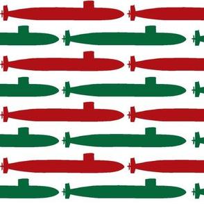 Submarine Squadron - Christmas