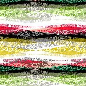 Frenetic Modern Stripe