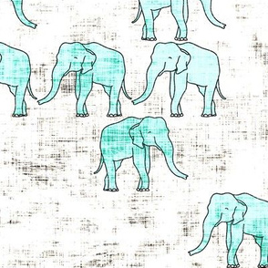 safari_elephant_grunge