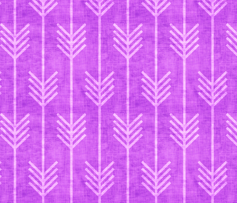 vintage_royal_arrow fabric by holli_zollinger on Spoonflower - custom fabric