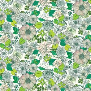 Dahlia Pattern