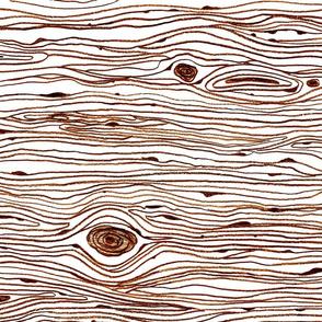 Woodgrain: Brown