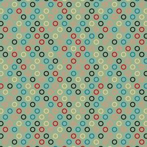 Spots Mix Poster