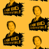 I am big - yellow