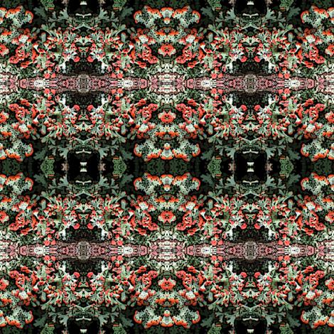 christmasfungus0001 fabric by leroyj on Spoonflower - custom fabric