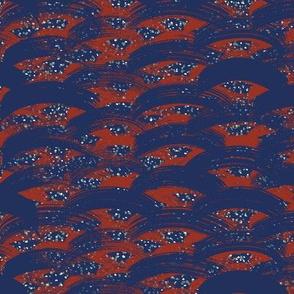 Spatter Waves