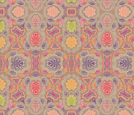 Pastelmazing fabric by swankydoodlesandy on Spoonflower - custom fabric
