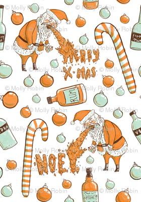 Boozy Christmas with Santa