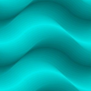 04786024 : billows : cyan teal