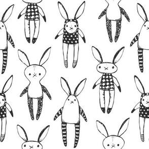 Oscar rabbit pattern