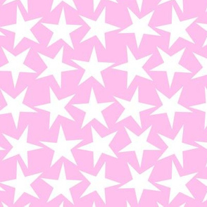 a big star now baby pink