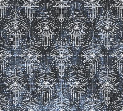 zodiac_eye_midnight sacred geometric