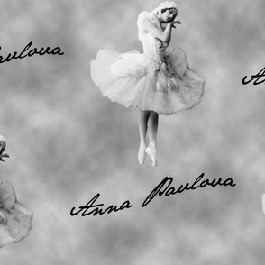 Danita's Tribute to Anna Pavlova