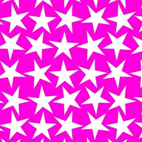 a big star now hot pink
