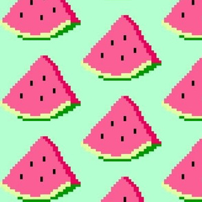 Pixel Watermelon