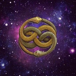 Neverending Story Auryn Galaxy