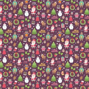Christmas 2016 pattern 2