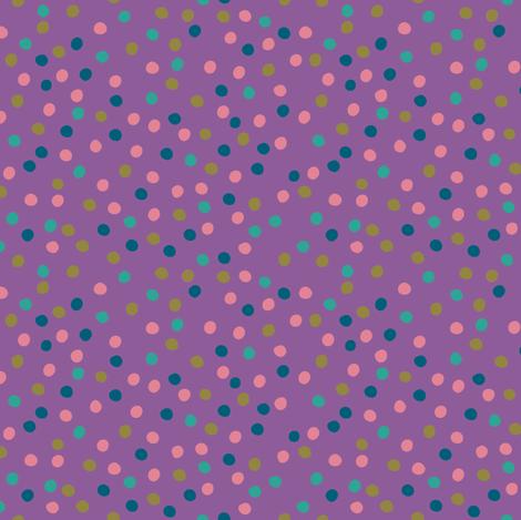 Leaves-Purple fabric by leventetladiscorde on Spoonflower - custom fabric