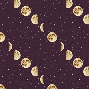 Encircling moons