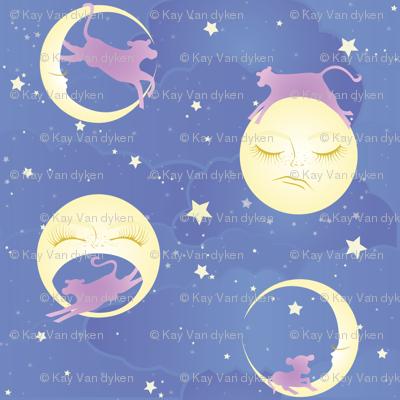 Moon Cows