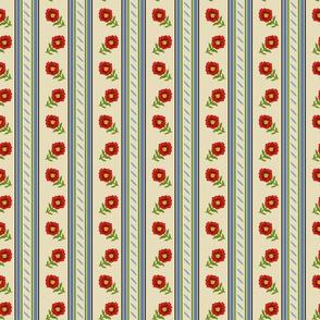 Stripe_Flowers 2