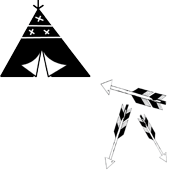 arrows n teepees
