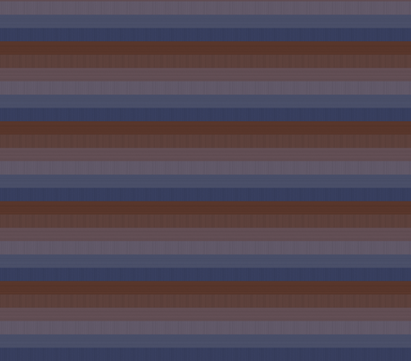 What If? Stripes with Grain (horizontal) fabric by anniedeb on Spoonflower - custom fabric