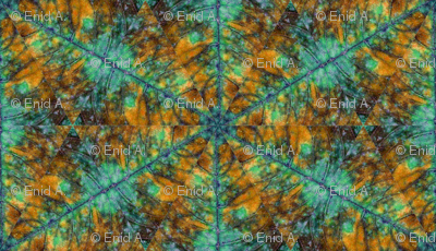 Leaf Hexagon 2