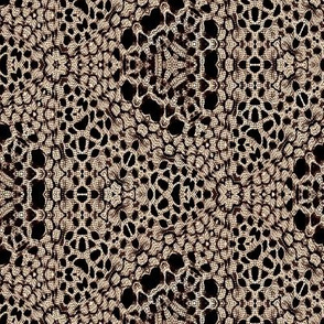 Dark Antique Lace