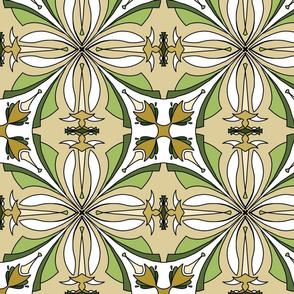 Lillies Nouveau