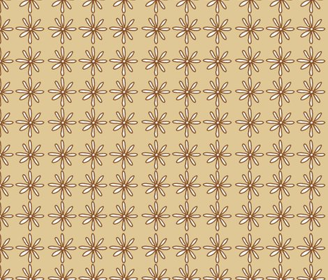 Rrbrown_scribble_daisy_pattern_shop_preview