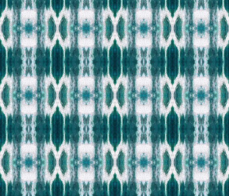 COLOR FIELDS 8 - Forest Green fabric by shi_designs on Spoonflower - custom fabric