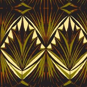 palm leaf 11