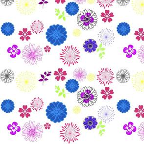 Springtime florals from Scandinavia