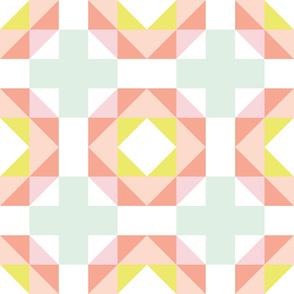 Quilt Plus - Pastels