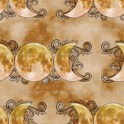 Triple Goddess Moons