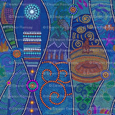Dreaming Australia - Shifted
