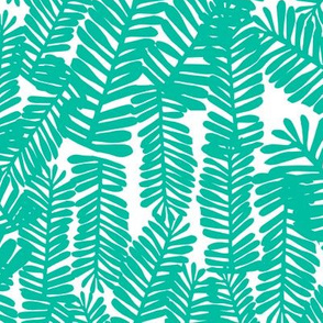 tropical trend palm leaves palm print summer